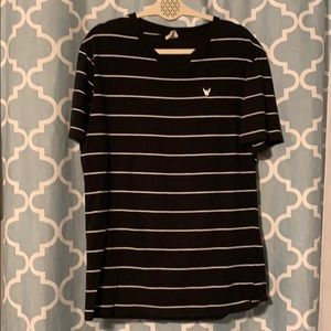 Company 81 black with white stripes